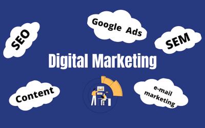 Digital marketing: Co to jest? Jak zacząć działać w tej branży?